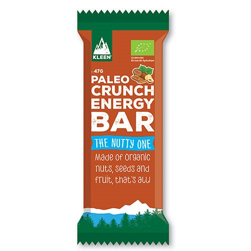 Image of   Kleen Proteinbar Paleo Chrunch The Nutty One Ø (48 g)