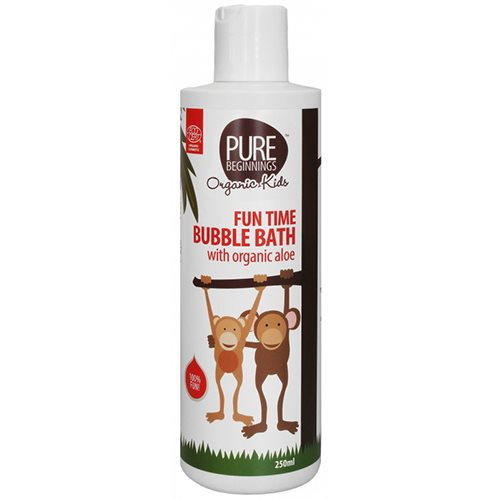 Funtime bubblebath Pure Beginnings - 250 ml.