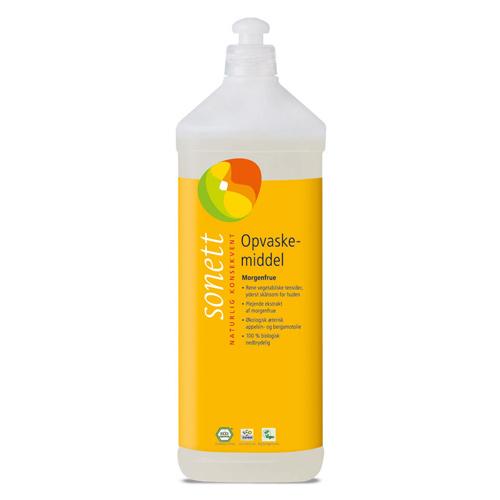 Image of Sonett Opvaskemiddel morgenfrue - 1 liter