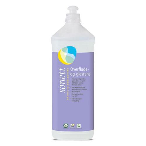 Image of   Sonett Glas & overfladerens - 10 liter