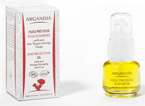 Image of   ARGANDIA Organic Pure Precious Opuntia Oil - 15 ml