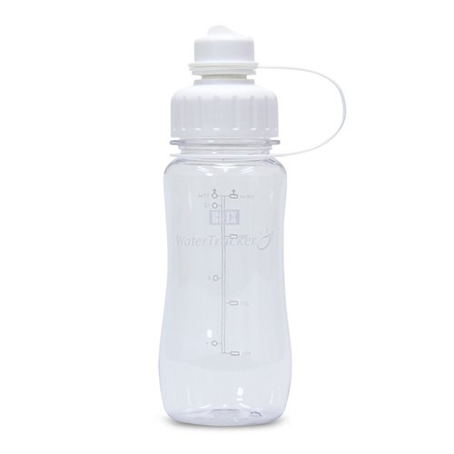 Image of WaterTracker BRIX Drikkedunk Clear - 500 ml.