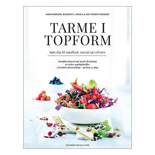 Image of   Tarme i topform Bog af Brøndum & Engell