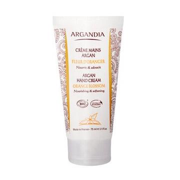 ARGANDIA Hand Cream Orange Blossom - 75 ml.