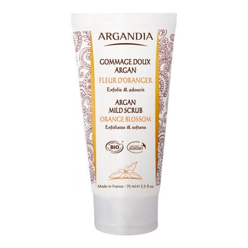 Image of   ARGANDIAFace Scrub Orange Blossom - 75 ml.