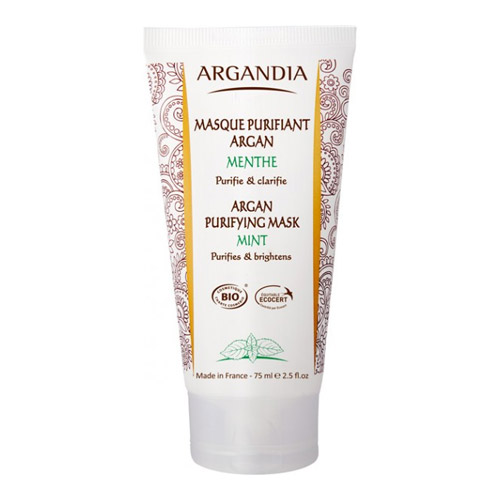 Image of   ARGANDIA Purirying Face Mask Mint - 75 ml.