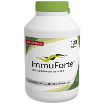 Image of Immuforte - 100 kapsler