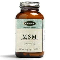 MSM Tilskudsfodder til hunde 1000 mg. - 90 kapsler