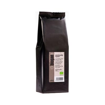 Biogan kaffe blanding af Arabia & Robusta Ø 400 gr