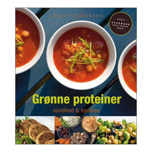 Image of Grønne proteiner - Bog af Lisbeth Tordendahl