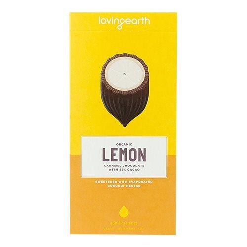 Chokolade Hazelnut 42% Lovin Earth Ø - 80 gram