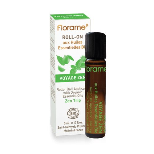 Aromaterapi ROLL-ON Zen Trip Florame - 5 ml.