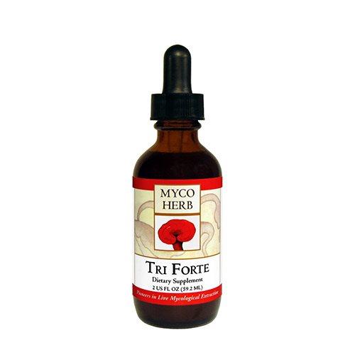 Image of   MycoHerb Tri Forte (60 ml)