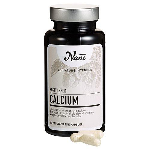 Image of Calcium fra Nani - 90 kapsler