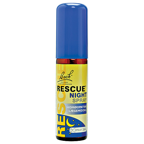 Image of Bach Rescue Night Spray - 20 ml