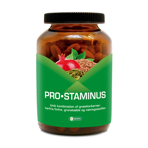 Image of Pro-staminus 180 tabletter