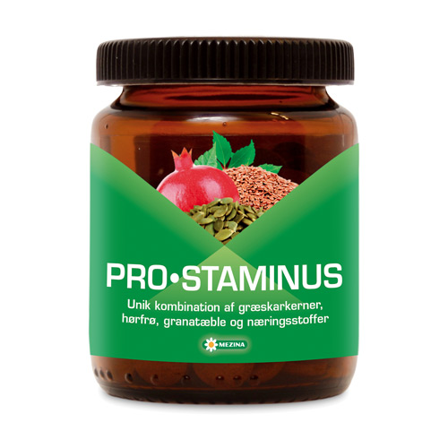 Image of Pro-staminus 60 tabletter