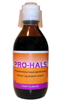 Image of Pro Hals halsmixtur - 200 ml.