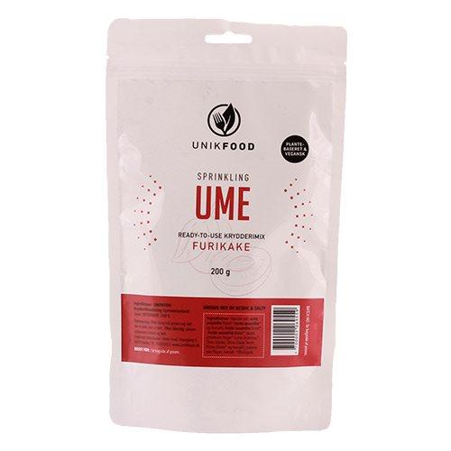 Image of   Unik Food Furikake Ume Krydderimix (200 g)