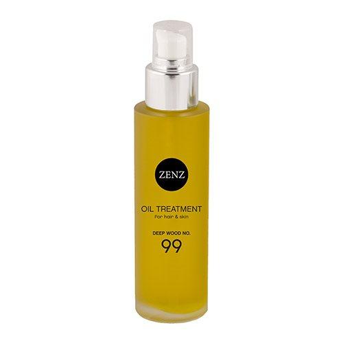 Image of   Zenz Organic Oil treatment No. 99 Deep Wood (100 ml)