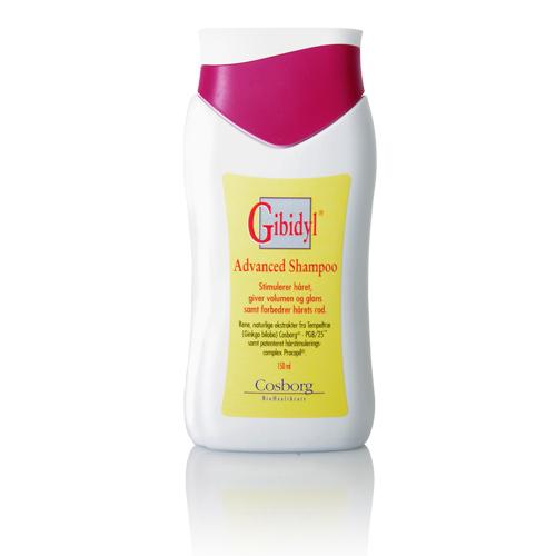 Gibidyl Shampoo Advanced - 150 ml.