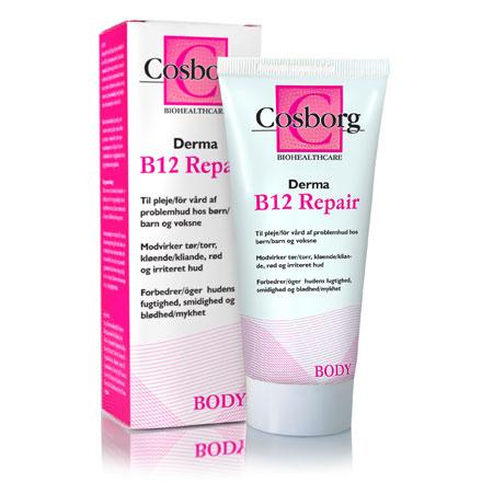 Cosborg Derma B12 Repair bodycream - 100 ml