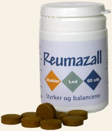 Reumazall - 60 tabletter