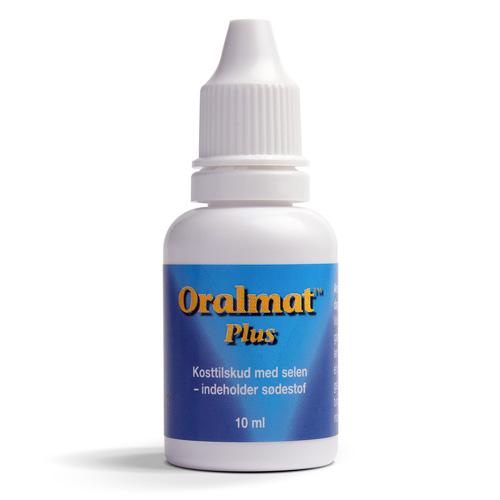 Oralmat Plus - 10 ml.