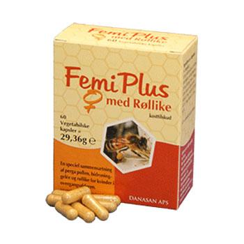 Image of Femiplus med Røllike - 60 kapsler