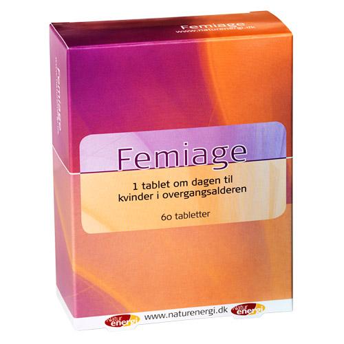 Image of Femiage til overgangsalderen - 60 tabletter