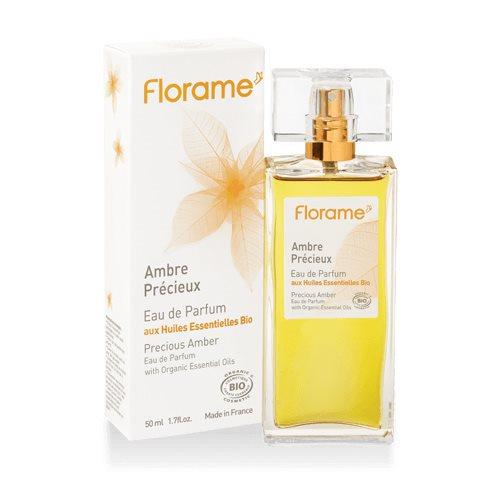 Florame Eau de Parfume Amber - 50 ml.