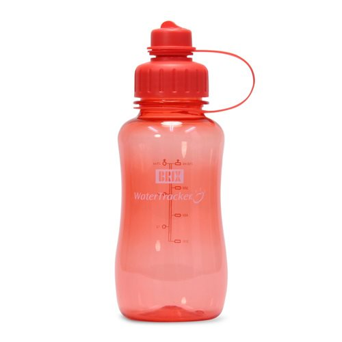 WaterTracker BRIX Drikkedunk Coral - 750 ml.
