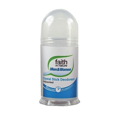 Faith In Nature Body Krystal deodorant - 100 gram