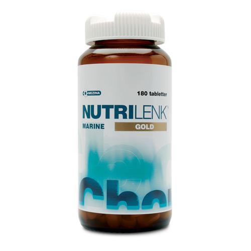 Image of Nutrilenk gold marine - 180 tabletter