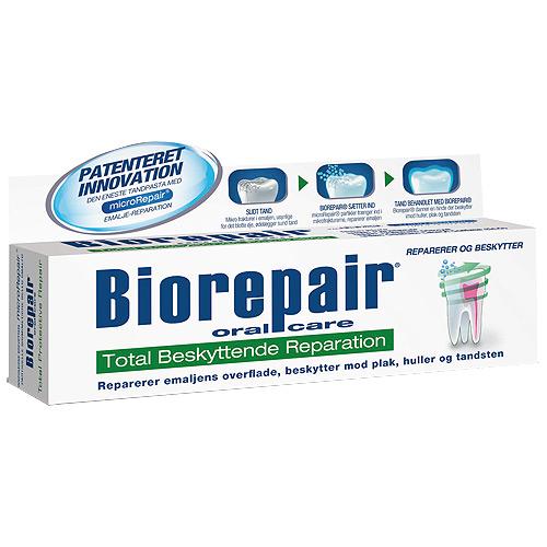BioRepair Dental Total - Tandpasta 75 ml.