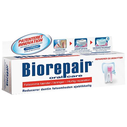 BioRepair Dental Sensitive tandpasta - 75 ml.
