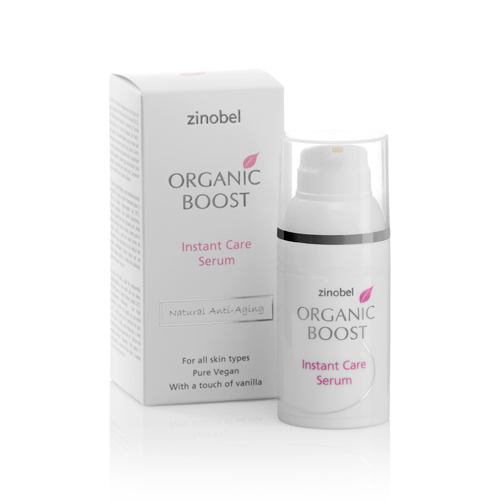 Zinobel Organic Boost Instant Care Serum - 30 ml