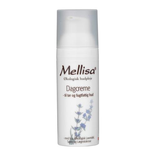 Mellisa Dagcreme med lavendel til tør hud - 50 ml.