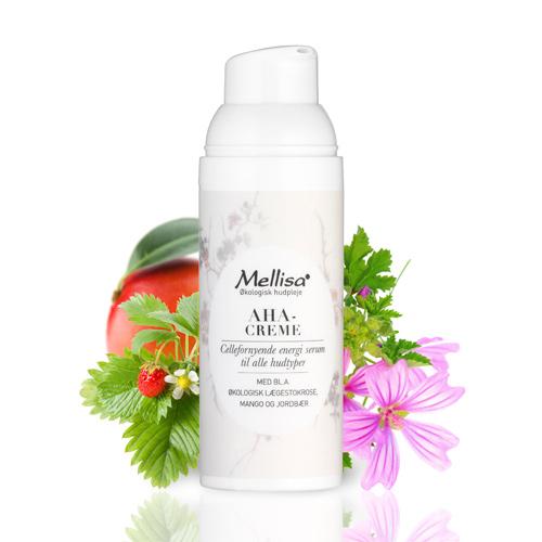Mellisa Super AHA Frugtkomplex creme - 50 ml.