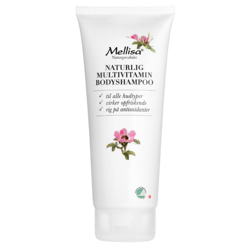 Mellisa Multivitamin Bodyshampo - 200 ml.