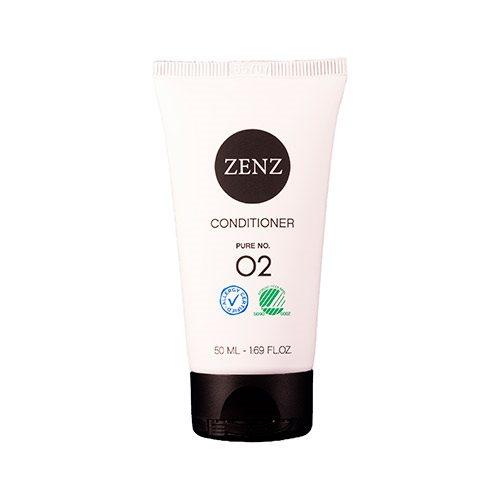 Image of   Zenz Organic Hair Styling Mousse No.91 Pure ORANGE (200 ml)
