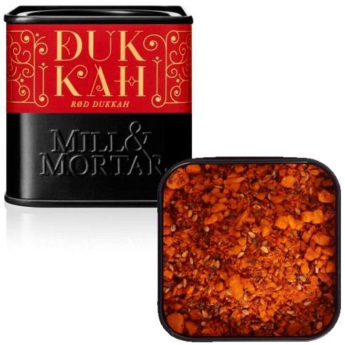 Image of   Rød Dukkah mandler med sød røget paprika 75 gr