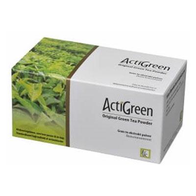 Grøn Te Ekstrakt ActiGreen - 40 breve