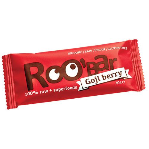Image of Roobar gojibær økologisk - 30 gram