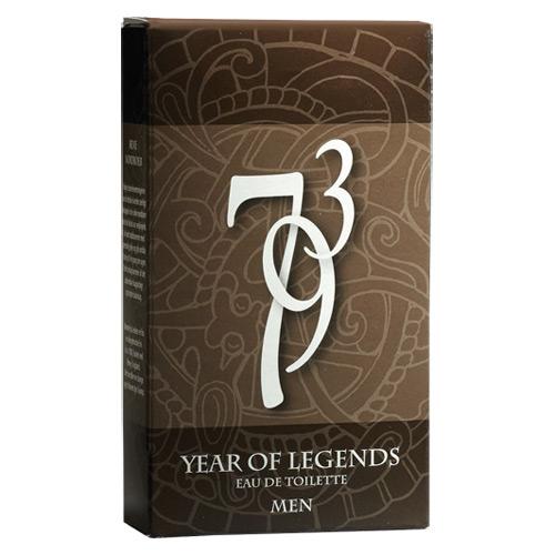 Parfume Year of the legendsMAN 793 EDP - 100 ml.