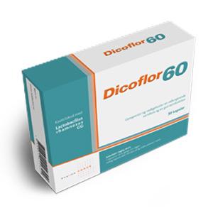 Image of Dicoflor 60 tarmflorabakterier - 70 kapsler