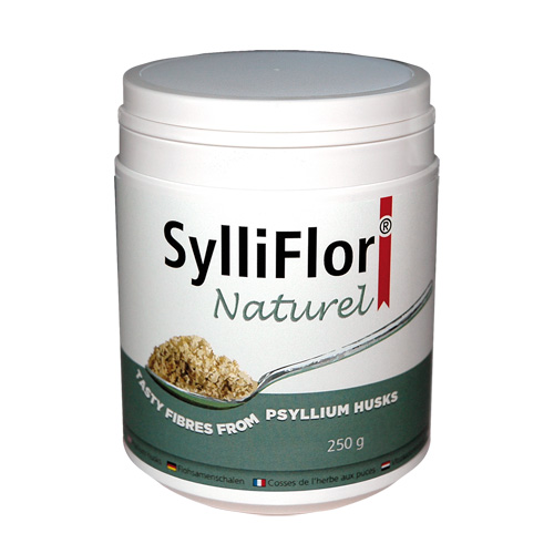 Image of   SylliFlor Naturel Loppefrøskaller - 250 gram