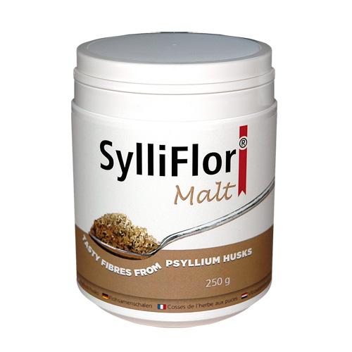 Image of   SylliFlor Malt Loppefrøskaller - 250 gram