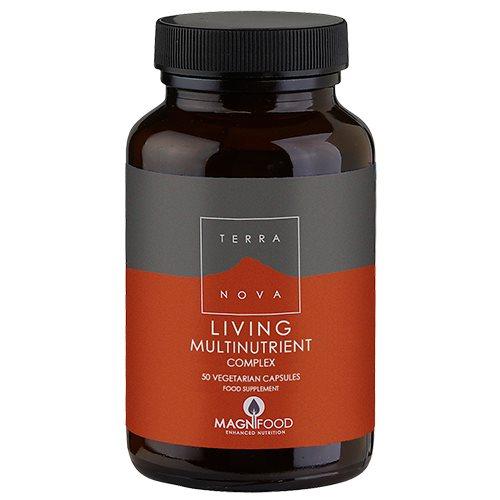Image of Living multinutrient Terra Nova - 50 kapsler
