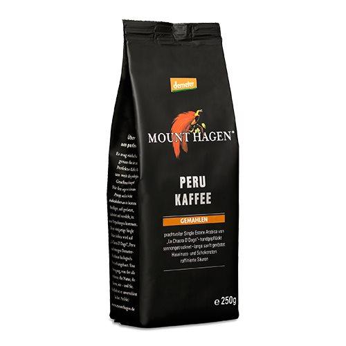 Kaffe Peru Singel Estate Demeter Øko - 250 gr